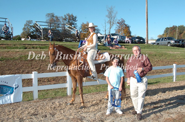 CLASS 10  WALKING HORSE TRAIL PLEASURE SPECIALTY OPEN