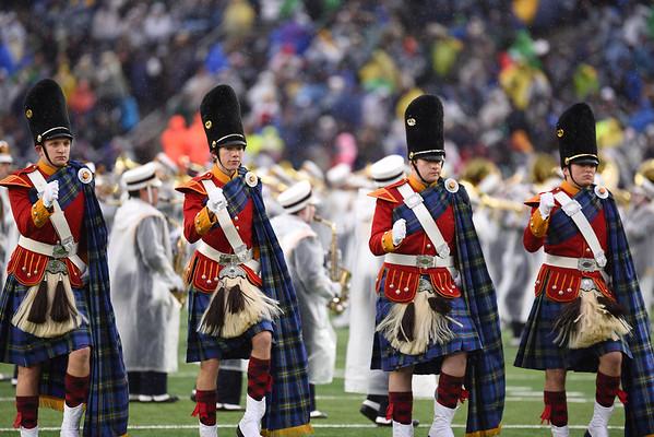 Notre Dame v Navy