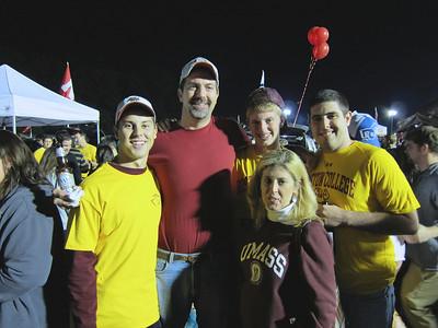 The Moran family!