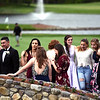 NDA students and their friends and dates gather at the Tewksbury CC for their prom. SUN/David H. Brow
