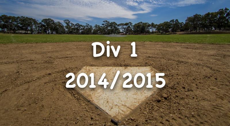 Div1 2014/15