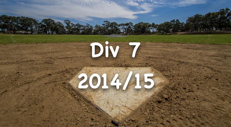 Div7 2014/15