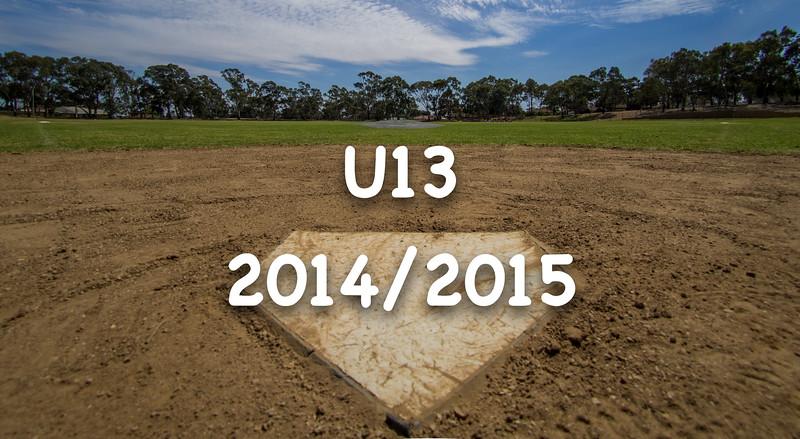 U13 2014/2015