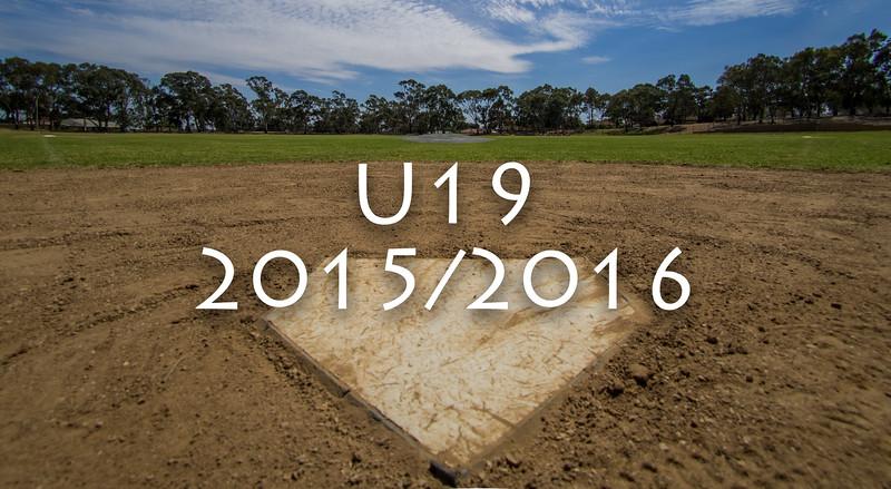 U19 2015/2016