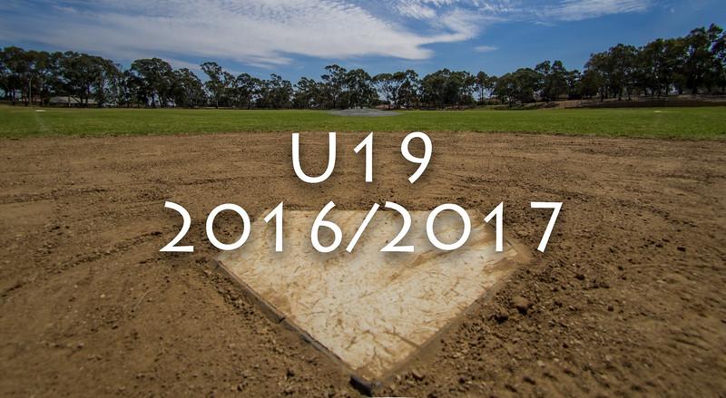 U19 2016/2017