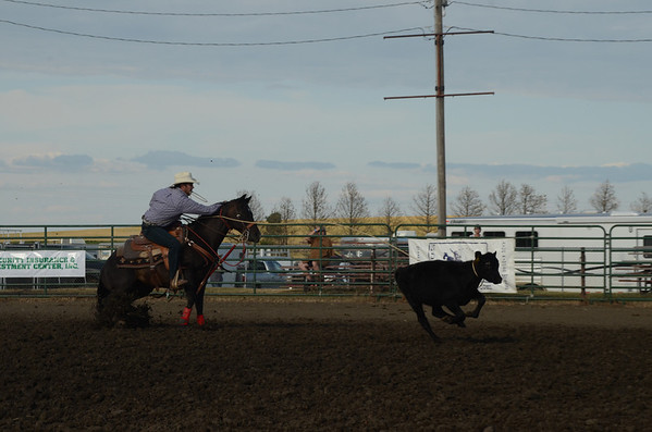 NDRA Rodeo - New Salem, ND