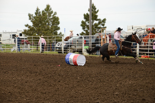 NDRA Elgin Rodeo-Sun Slack-06-08-2014