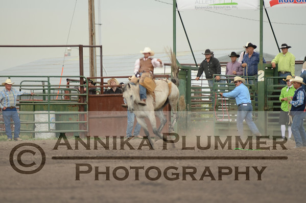 NDRA Rodeo - New Salem Fri Perf - 08-01-2014