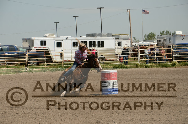 NDRA Rodeo - Watford City Slack - 07-12-2014