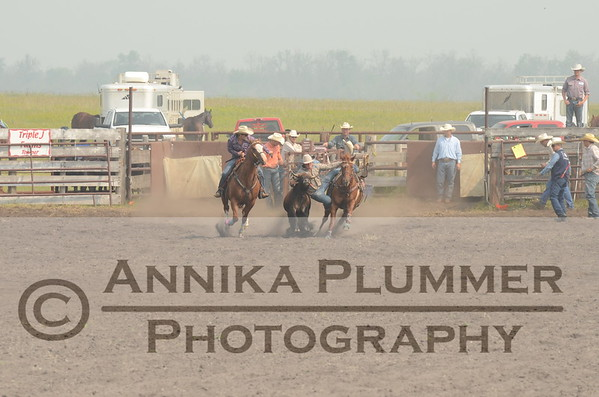 Towner NDRA Rodeo - July 3, 2015