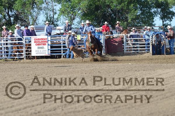 01 Calf Roping Bowman Slack
