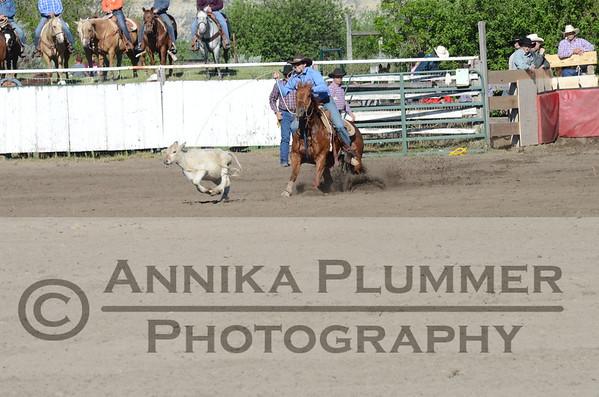 02 Calf Roping