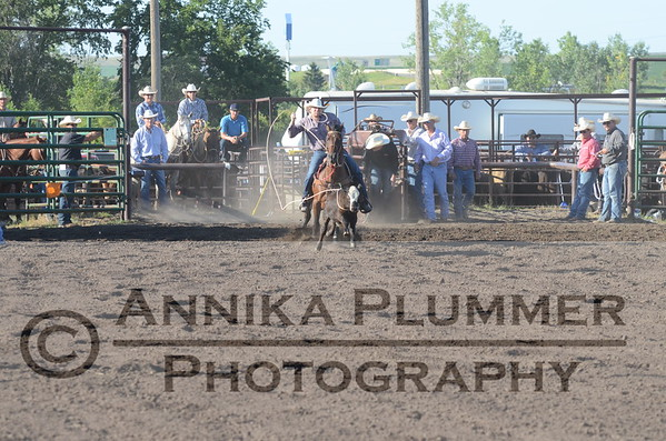02-Calf Roping-New Salem