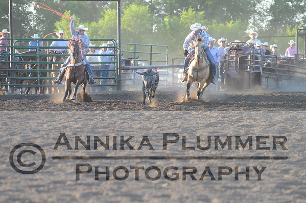 06-Team Roping-New Salem