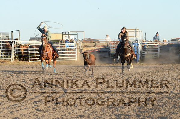 Team Roping - Elgin NDRA - 06-03-2017