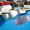 Pool Valves -- In Use