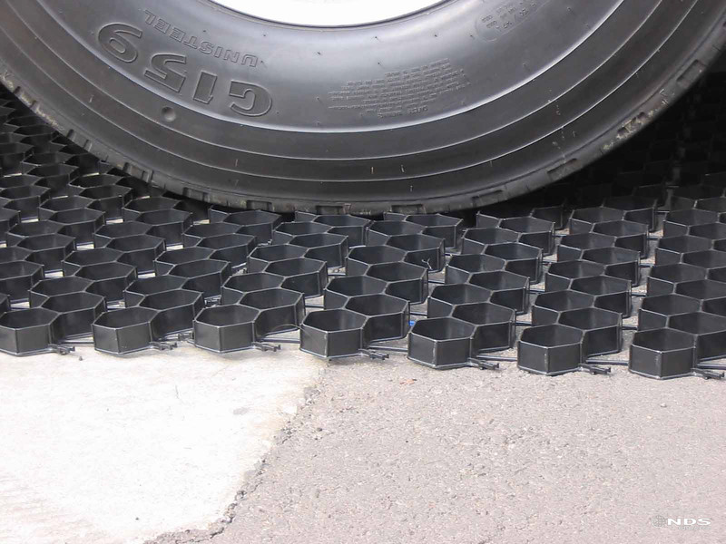 EZ ROLL™ Pavers: In-Use