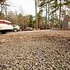 EZ Roll Gravel Pavers -- In Use