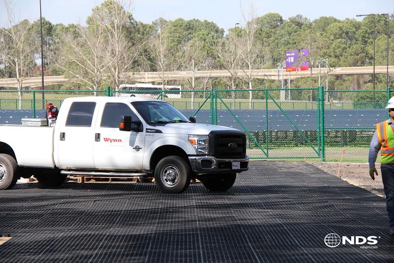 TT-24 Install, Orlando, FL - Product In-Use