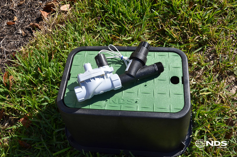 Control Zone Kit - In Use