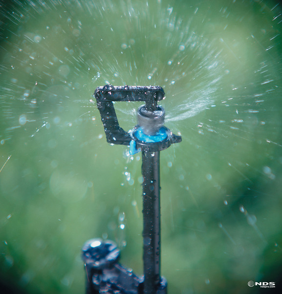 Professional Irrigation -- In Use