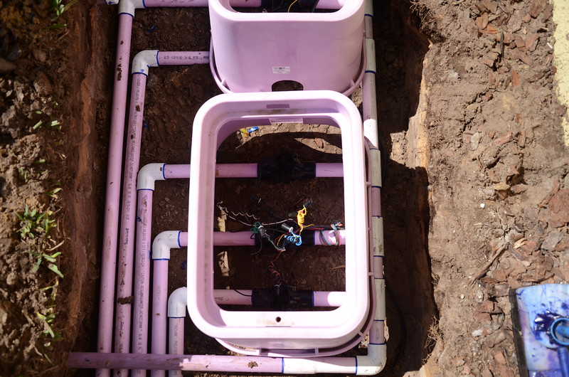 Valve Boxes -- In Use
