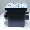 Retail catch basin & outlets with 1218GY grate
