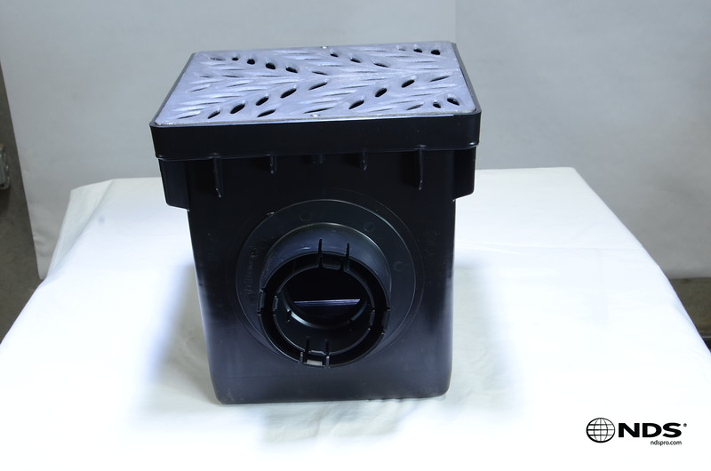 Wholesale catch basin & outlets with 1218CI decorative grate