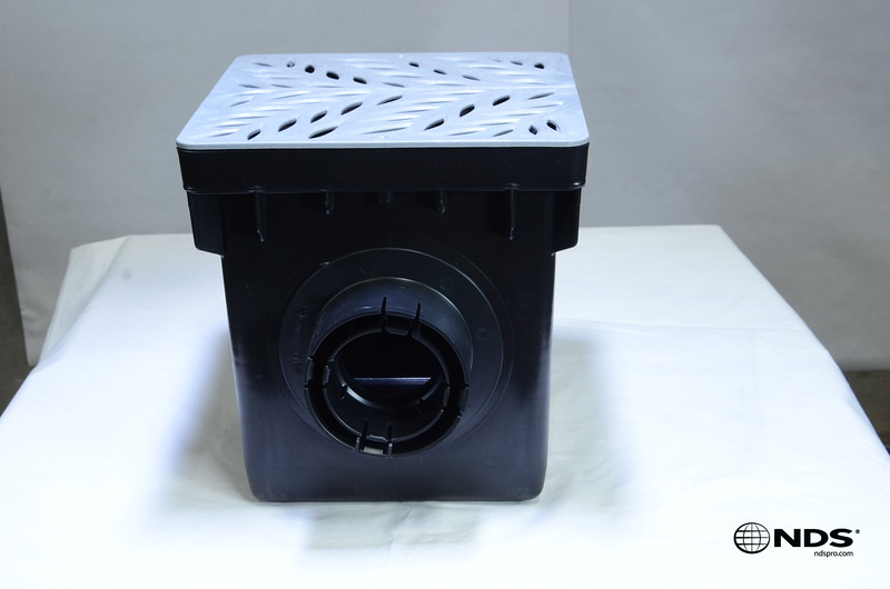 Wholesale catch basin & outlets with 1218GY decorative grate