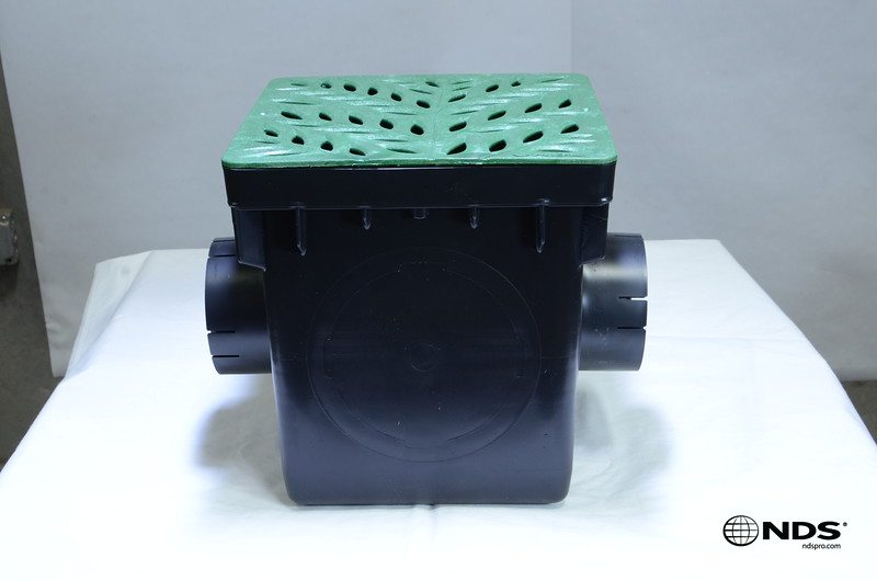 Wholesale catch basin & outlets with 1218GR decorative grate