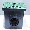 Retail catch basin & outlets with 121 grate