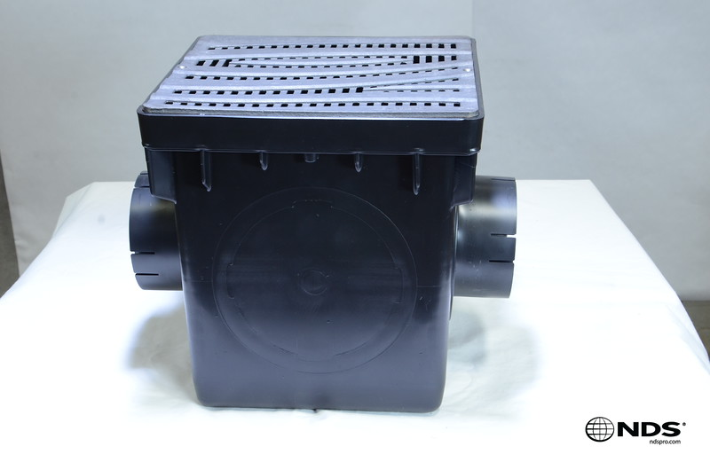 Wholesale catch basin & outlets with 1224CI decorative grate