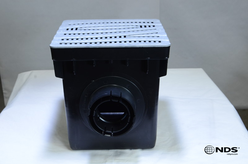 Wholesale catch basin & outlets with 1224GY decorative grate