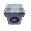 1200MTLKIT - Retail catch basin with metal grate