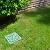 Decorative Catch Basin Grates -- In Use