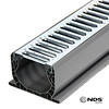 400-10MTL - 10' Spee-D Channel with metal grate