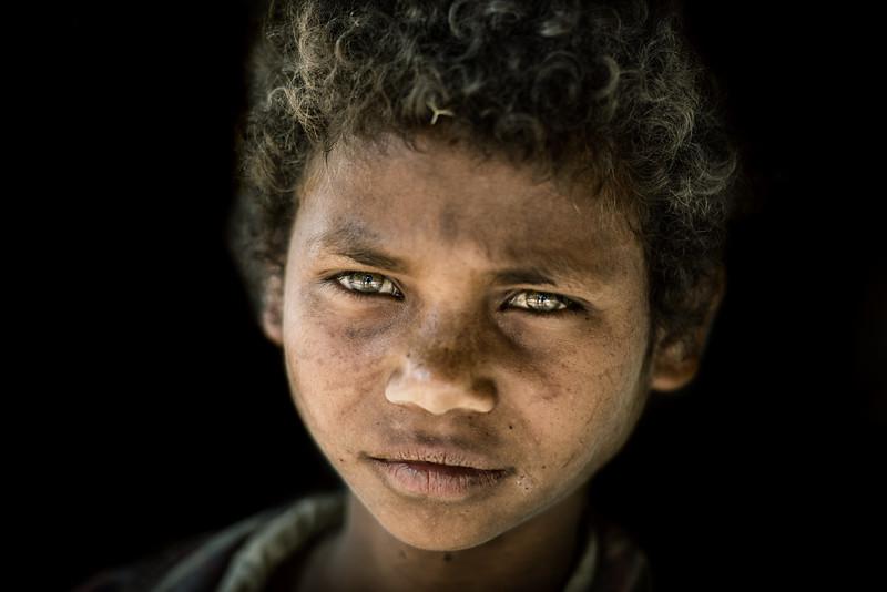 Assamese boy