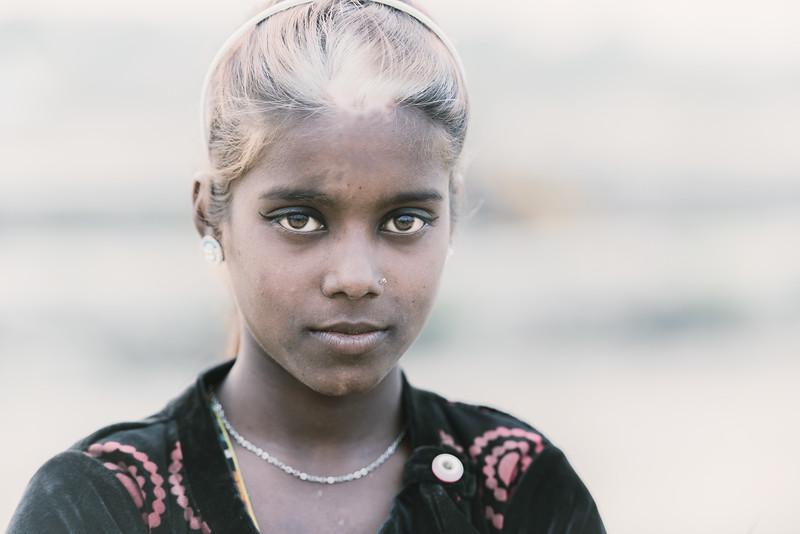 Beautiful Assamese girl