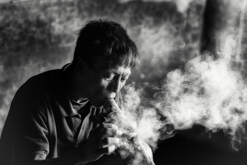 Opium high, Longwa