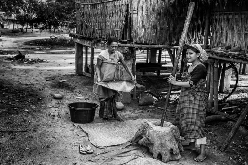 Ancient practices, Majuli