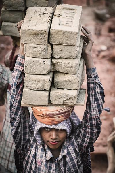 Beauty and bricks