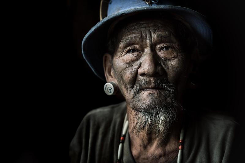 The life of a Konyak tribesman