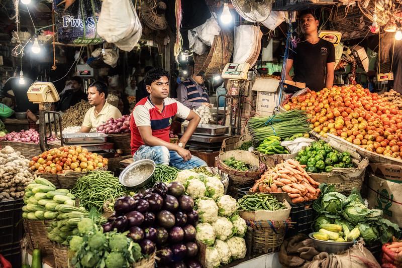 Market in Mon