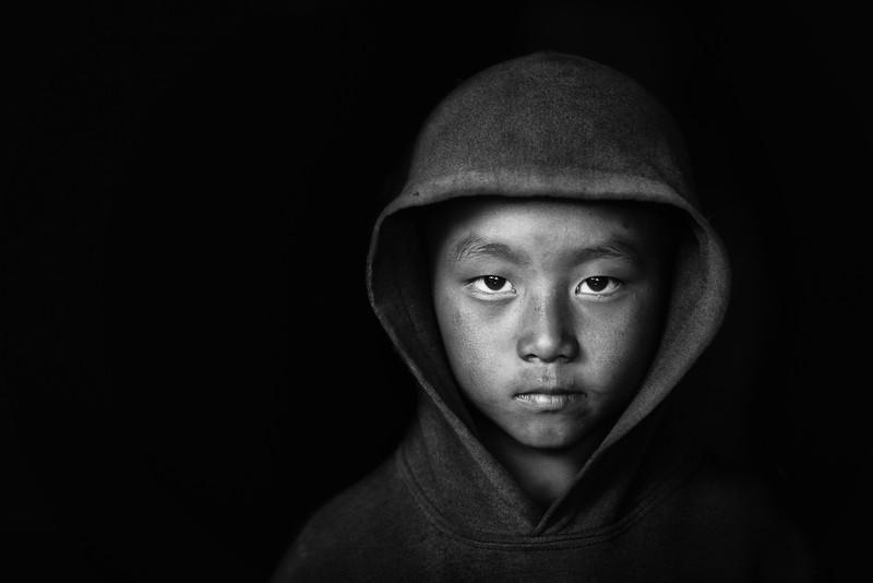 Konyak hoodie! Nagaland