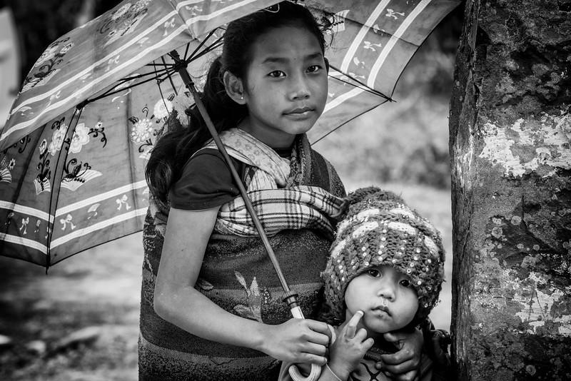 Beauty of children, Konyak