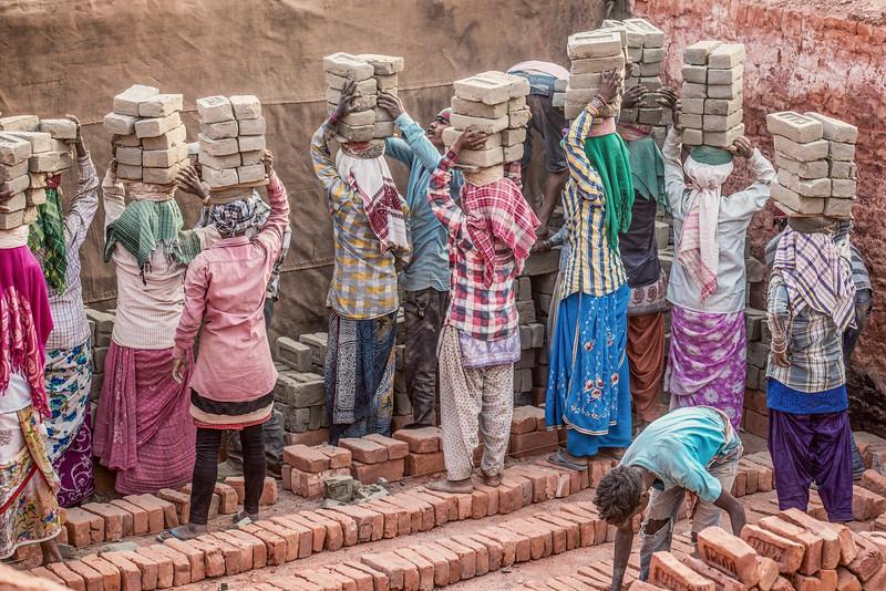 Girls of burden