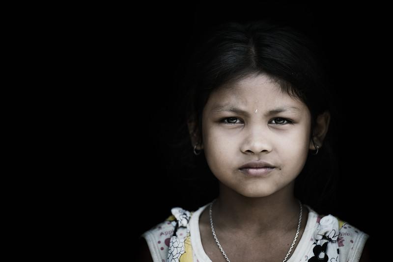 Young assam girl