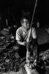 Konyak gun maker