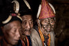 Hongphui tribesmen, Konyak