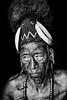 Konyak headhunter, Longwa